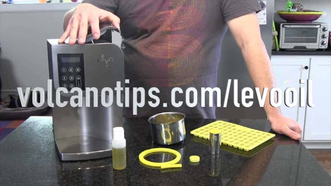 Levo Oil Infuser Review – Volcano Vaporizer - Tips n' Tricks